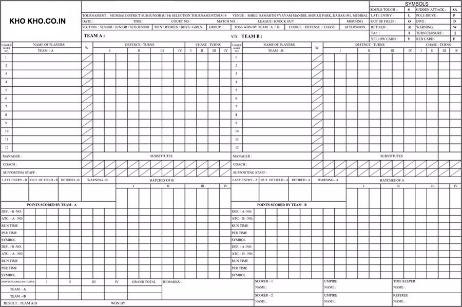 6 Free Sample Hand And Foot Score Sheet Samples   Printable Samples